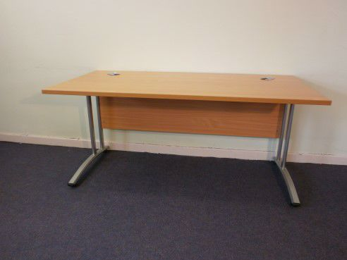 Picture for category Used Straight desks