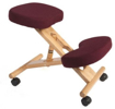 Picture of Wooden Posture Stool