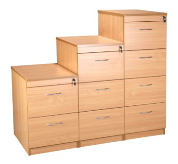 Picture of CONTRACT – Wooden Filing Cabinet