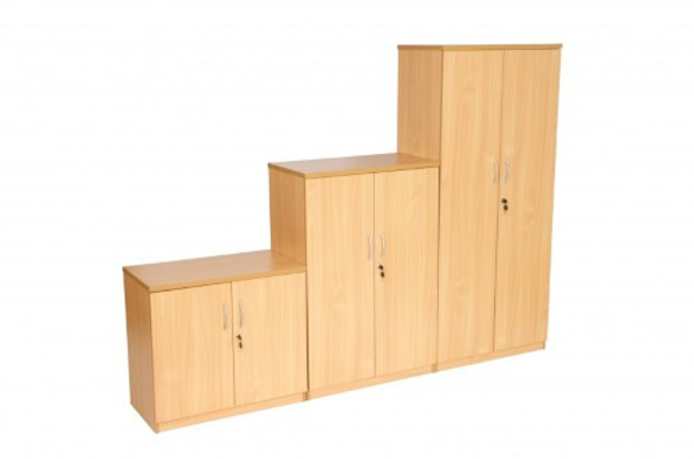 Picture of CONTRACT – Double Door stationery Cabinet