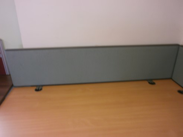 Picture of DMS 1 – 1600mm Desk Top Screen