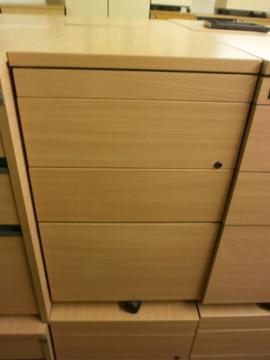 Picture of PED 5 – 800mm Desk High Pedestal