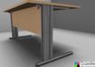 Picture of Essentiel Wave Desk