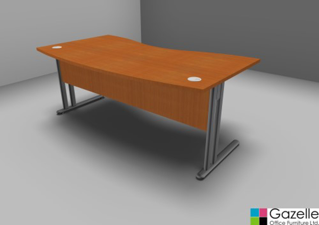 Picture of Essentiel Double Wave Manager Desk
