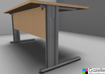 Picture of Essentiel Compact Mangers Desk