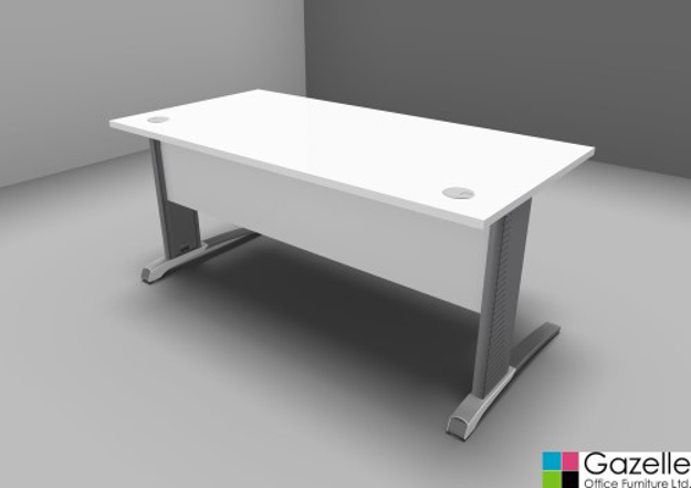 Picture of Couleur Straight Desk