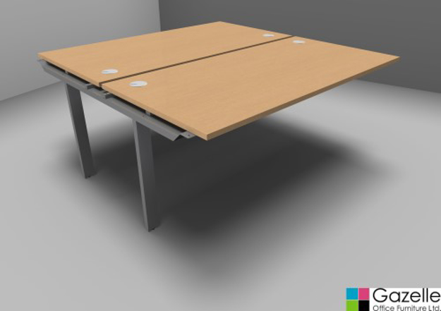 Picture of Astro Double Add on Bench Desk