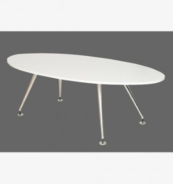 Picture of Oval Meeting Table