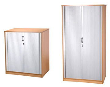 Picture of CONTRACT – Tambour Door Cabinet