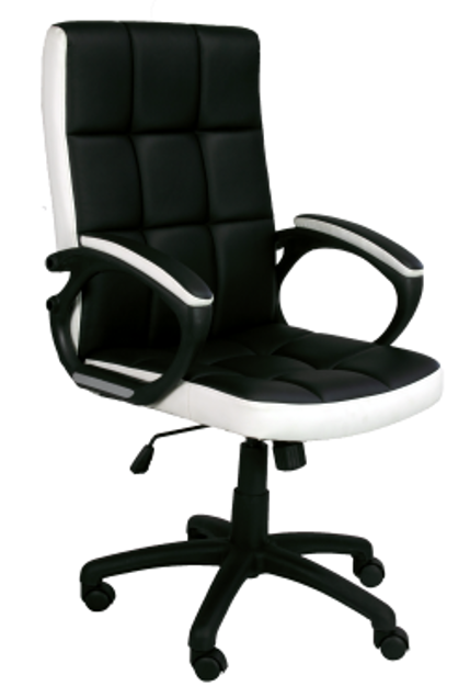 Picture of Waffle Leather Chair
