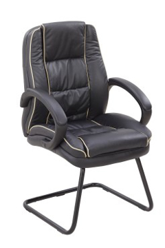 Picture of Truro Leather Meeting Chair