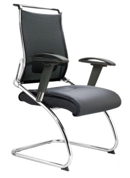 Picture of Trident Mesh Visitors Chair