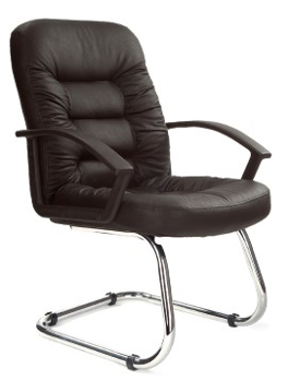 Picture of Fleet Leather Meeting Chair