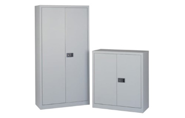 Picture of Steel Double Door Stationery Cabinet