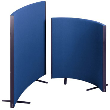 Picture of Free Standing Curved Screens