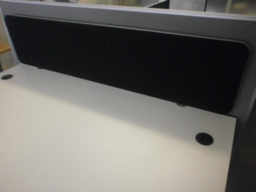 Picture of DMS 3 – 1600mm Desk Top Screen