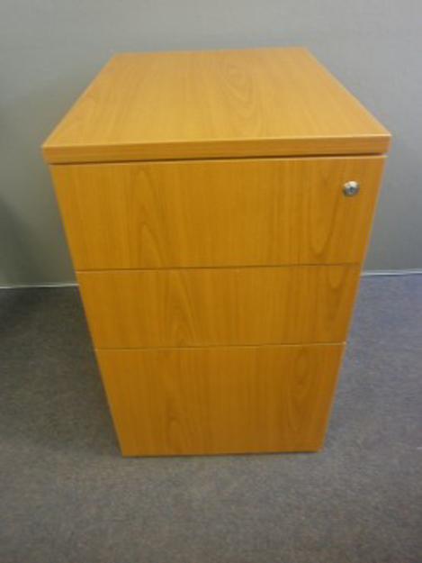 Picture of PED 4 – 600mm Desk High Pedestal