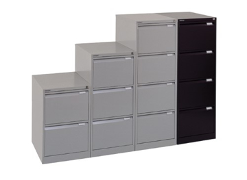 Picture of Bisley Premium Metal Filing Cabinets