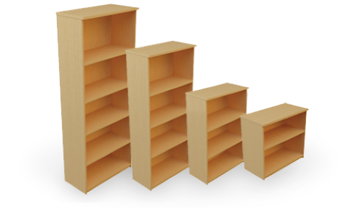 Picture of Structurex - Open Bookcase