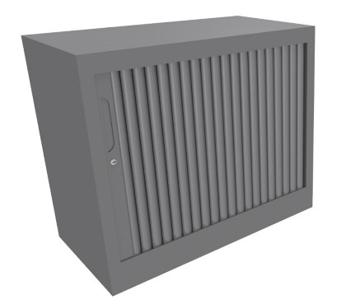 Picture of Classif – Tambour Door Cabinet - 690mm Height