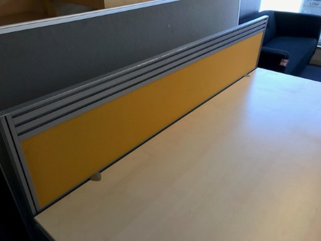 Picture of DMS 5 – 1600mm Desk Top Screen