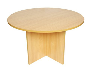 Picture of Contract - Round Meeting Table