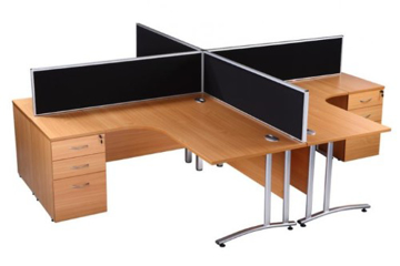 Picture of Contract Desk Mount Screens