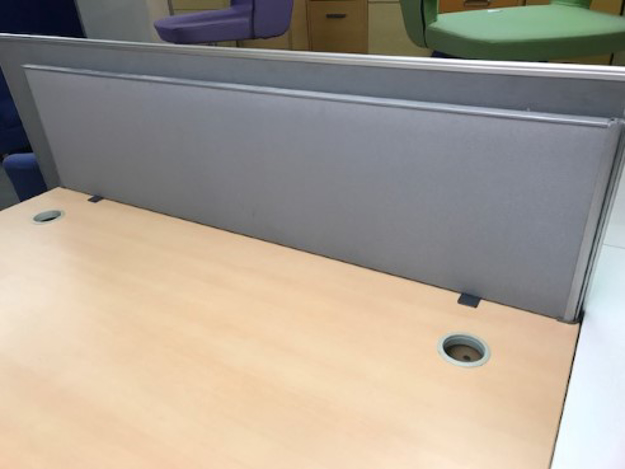 Picture of DMS 7 – 1600mm Desk Top Screen