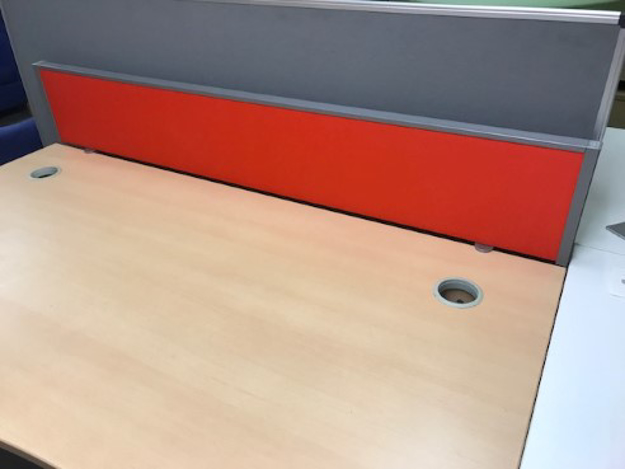 Picture of DMS 11 – 1600mm Desk Top Screen