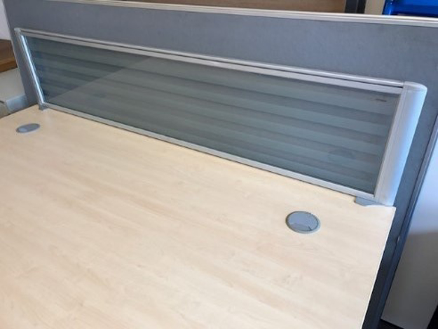 Picture of DMS 12 – 1600mm Desk Top Screen