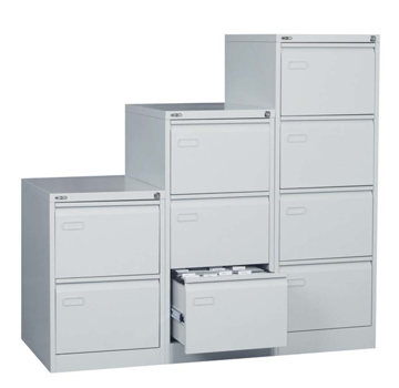Picture of Executive Metal Filing Cabinets