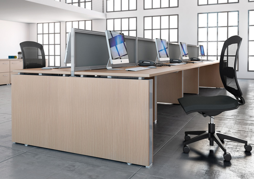 Picture for category Bench Desks