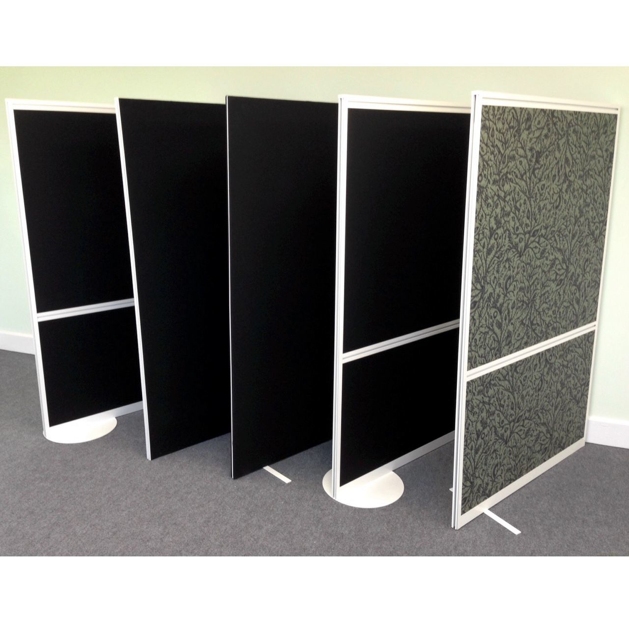 Freestanding Screens  Bristol Office Furniture - Gazelle