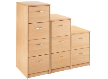 Picture of Wooden Filing Cabinets