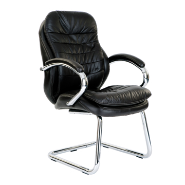 Picture of Santiago Leather Meeting Chair