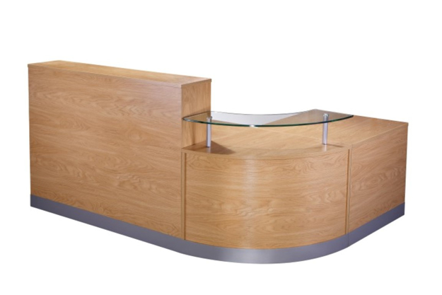 Picture of CONTRACT – Reception Desk