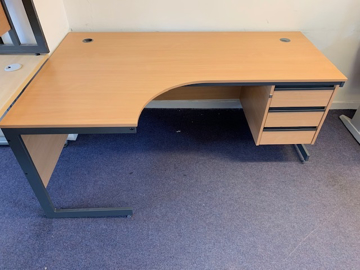 Picture of CD 5 – 1780mm Left Hand Corner Desk