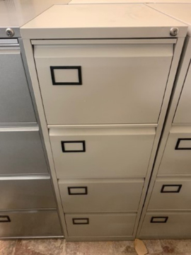 Picture of FC 1 – 4 Drawer Filing Cabinet