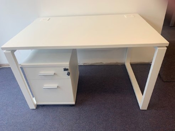 Picture of SD 3 - 1200mm Straight Desk And Pedestal