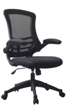 Picture of Luna Mesh Chair Black