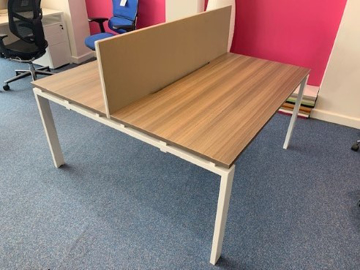 Picture of SD 15 – 1400 x 1430mm Bench Desk