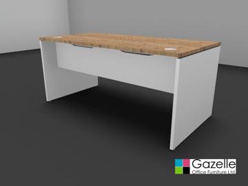 Picture of Retro Straight Desk