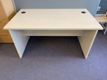 Picture of SD 12 - 1400mm Straight Desk
