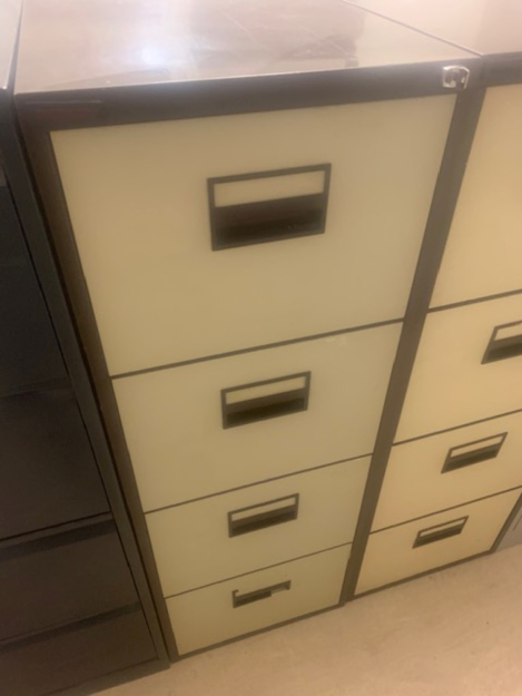 Picture of FC 3 – 4 Drawer Filing Cabinet
