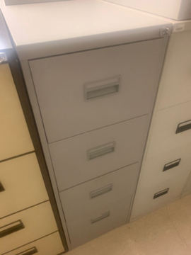 Picture of FC 4 – 4 Drawer Filing Cabinet