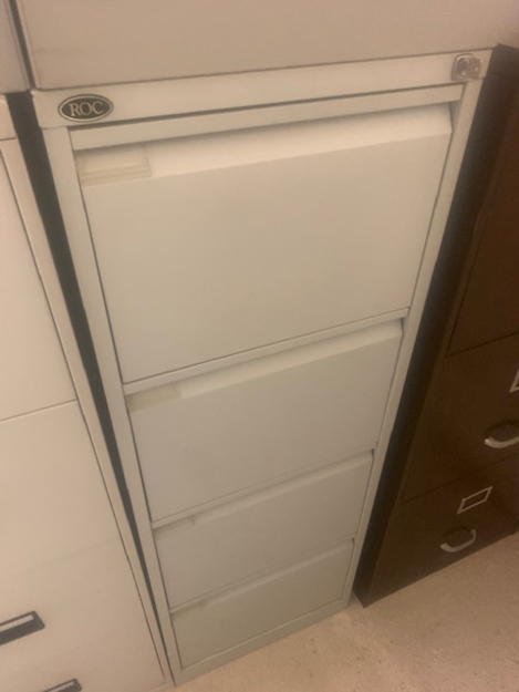 Picture of FC 6 – 4 Drawer Filing Cabinet