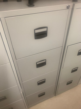 Picture of FC 8 – 4 Drawer Filing Cabinet