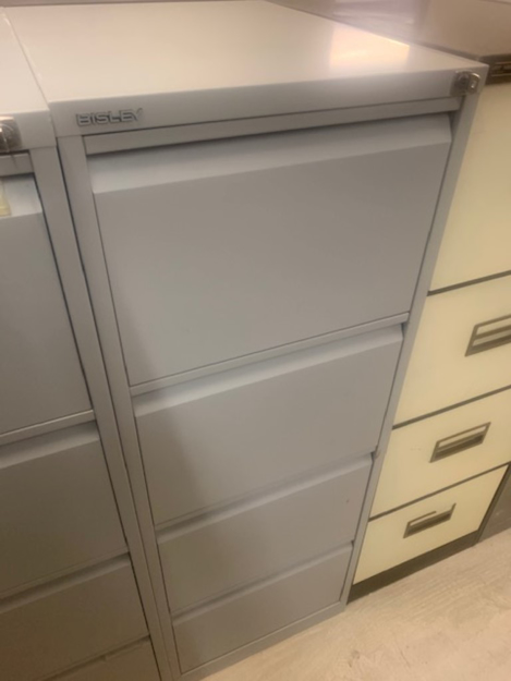 Picture of FC 12 – 4 Drawer Filing Cabinet