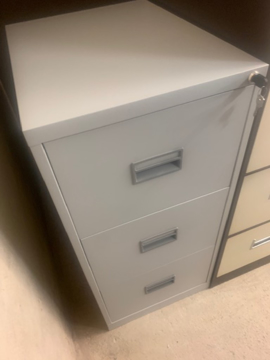 Picture of FC 14 – 3 Drawer Filing Cabinet