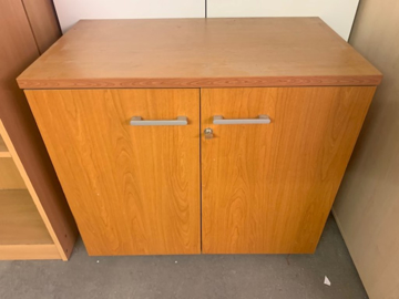 Picture of ST 8 – Double Door Stationery Cabinet